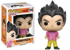 Official Funko Dragonball Z Pop Vinyl Badman Vegeta Figure 9cm