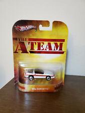 Hot Wheels The A Team Corvette Car