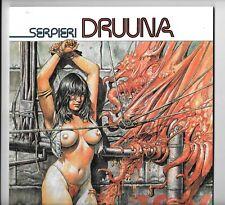Morbus Gravis 2 Druuna by Serpieri 1991 VF/NM.SC Heavy Metal Artist 0874161045