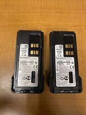 (Set of 2 ) Pmnn4544A - Motorola Impres High Capacity LiIon 2450-mah Batteries