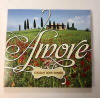 Amore Italian Love Songs 2010 Somerset Entertainment