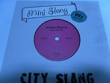 "JUSTINE ELECTRA ""FANCY ROBOTS"" ON THE CITY SLANG  LABEL  N/MINT"