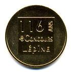 75015 Concours Lépine, 116 ans, 2017, Monnaie de Paris