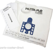Miele Gatto E Cane TT5000 S8310 GN G&N Micro Fibra Panno Sacchetti 5 Pack & Filtro