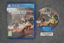 Motorcycle Club Jeu PS4 - 1st Classe Envoi Gratuit