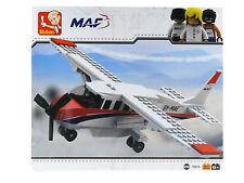 SLUBAN M38-70076 MAF Cessna 208 SPECIALS Klemmbausteine Neu+OVP