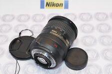 Nikon Nikkor AF-S 18-200mm f/3.5-5.6G ED VR Telezoomobjektiv - Schwarz