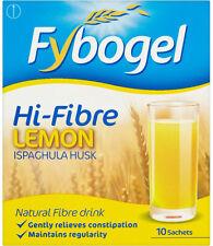 Fybogel Hi Fibre Lemon (10)