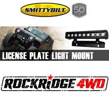 Smittybilt License Plate Light Mount S/B2815 2815 LED UNIVERSAL JEEP TRUCK 4X4