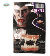 GUIRCA Dentiera Vampiro accessori carnevale halloween adulto mod. 2313