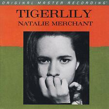 Tigerlily by Natalie Merchant (CD, Sep-2007, Mobile Fidelity Sound Lab)