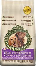 Harringtons sin Completa Perro Seco alimentos ricos en Turquía con verduras, Chelo de 1.75 kg