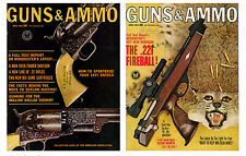 Guns & Ammo 1963 Issue - May & June ONLY (2 Issues)