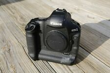Canon EOS 1D Mark IV 16.1MP Digital SLR Camera - Black (Body Only)