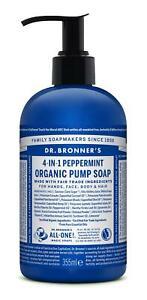 Dr Bronner Organic Shikakai Peppermint Soap - 355ml