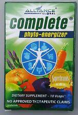 AIM GLOBAL Complete Phyto Energiser Vitamins Minerals Amino Acids Super Green