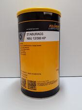 KLÜBER STABURAGS® NBU 12/300 KP 1kg Langzeitfett Long-term greas NEU