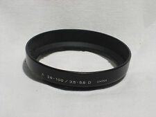 genuine MINOLTA A 28-100 / 3.5-5.6 D LENS HOOD for Minolta Maxxum AF lens