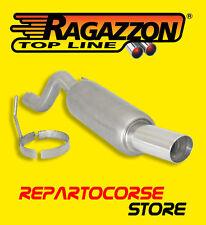 RAGAZZON TERMINALE SCARICO ROTONDO 90mm ALFA MITO 1.4 TB 88kW 120CV - 10.0253.60