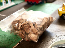 Model Split FIREWOOD for TRIANG HORNBY OO/HO Model Train Layout x2 BAGS