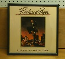 Richard Pryor: Live on the Sunset Strip, Framed Record Album, Exc. Condition!