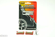 Kool Stop Disc Brake Pads for Shimano XTR BR-M965 M966 M756 KS-D630