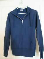 Port & Company Classic Hoodie Blue Size S/CH/P NWT