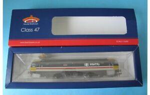 BACHMANN CLASS 47 TITAN INTERCITY DIESEL IN BOX.