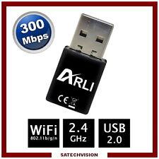 Clé USB WiFi 300Mbps Internet Sans Fil Récepteur Enigma2 Linux