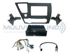 Radio Installation Dash Kit SATIN BLACK Standard /& Oversized 2DIN KT-TY021B