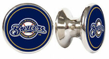 MILWAUKEE BREWERS MLB DRAWER PULLS / CABINET KNOBS