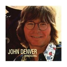 CD JOHN DENVER WINDSONG 035628519122