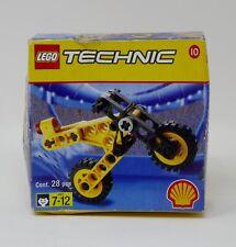 Lego Technic Motorcycle 1998 Shell Oil Company Promo Set #2544