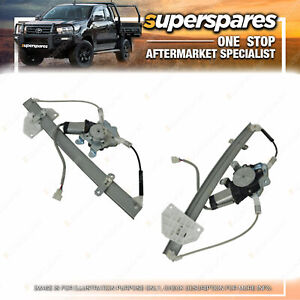 Right Electric Window Regulator for Mitsubishi Lancer CE Wagon 96-02 With Motor