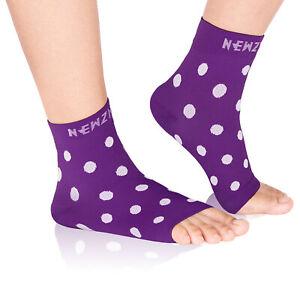 ⭐NEWZILL Compression Foot Sleeves/Plantar Fasciitis Socks (20-30 mmHg)| 1 PAIR⭐