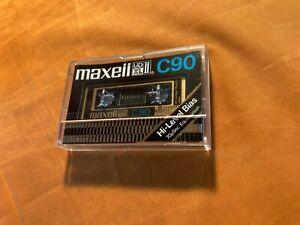 1 x Maxell UD XL II C 90 Cassette,IEC II/High Position,Top Zustand,rare,1977