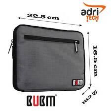 organizer custodia grigia accessori digitali mini ipad tablet usb cavi pendrive
