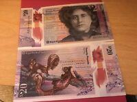 The Royal Bank Of Scotland, £20 Banknote, New Uncirculated 27th May 2019