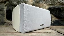Bose CENTER horizontal Acoustimass Lautsprecher Cube Lifestyle weiß V10 20 6 15