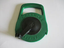 Greenlee 438 2x Fishtape Wire Puller 25 Pre Owned Guc