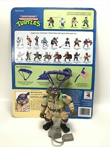 1991 Pro Pilot Donatello Teenage Mutant Ninja Turtles TMNT Vintage Figure