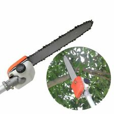 Universal Gear Head Gearbox 28mm 7 Spline Pole Saw Tree Cutter Chainsaw ! 1