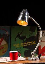 Fabriklampe Industrie Tischlampe  Schreibtischlampe LOFT von Werkzeugmaschine