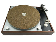 Thorens Cork Turntable Mat 3mm ! for TD 125, 145, 150, 160, 165, and 166 Best Q