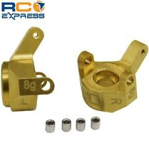 Hot Racing Axial SCX24 Heavy Duty Brass Front Steering Knuckles SXTF21H