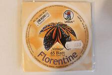 Faltblätter Florentine Vintage 05; 65 Blatt D: 10 cm 80 g/qm