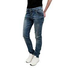 "M.O.D. - Damen Slim Fit Jeans ""Ulla"" mozaik blue (blau)"