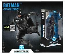 Batman Figurine DC Justice League Movie McFarlane Toys 18 cm