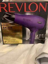 Revlon Pro Collection Ceramic Tourmaline Blow Dryer Open Box Read Description
