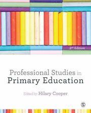 Professional Studies in Primary Education (2014, Paperback)